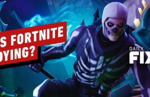 Epic Games and Analyst Disagree On Fortnite's Declining Revenue