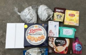 Apple Sends Care Packages to Employees Stranded in China's Wenzhou City and Hubei Province by Coronavirus