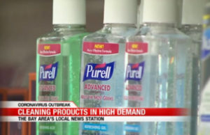 CVS, Walgreens warn there could be a shortage of hand sanitizer