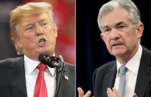 Trump calls for lower rates amid coronavirus fallout: 'Fed should start being a leader'