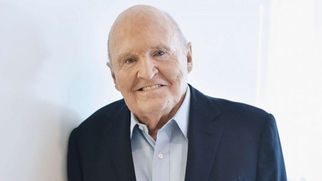 Longtime CEO of General Electric Jack Welch dies at age 84