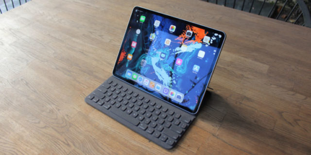 Apple will release a trackpad for the iPad alongside new Pro models, report claims