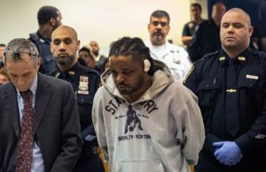 Suspect in ambush shootings of New York City police officers indicted on 52 counts