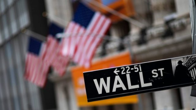 It's up again for stocks as Wall Street's wild ride extends