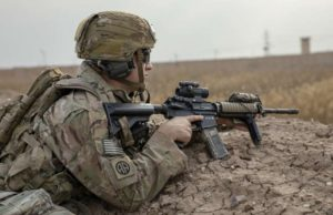 2 American troops killed in Iraq during anti-ISIS mission