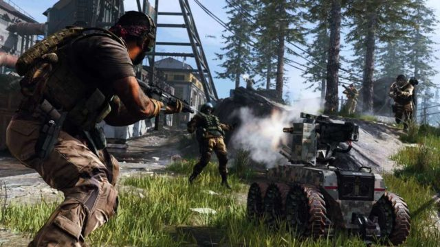 Call Of Duty: Warzone Is A Free Battle Royale Game Launching Tomorrow