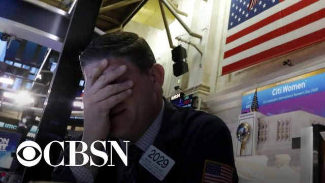 Coronavirus fears and oil price war wreak havoc on stocks