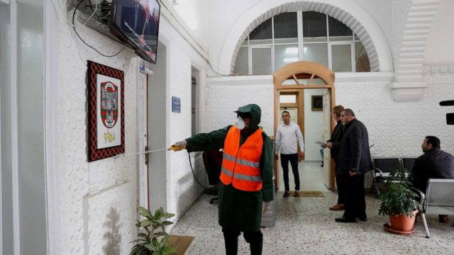 Iran to call dead medical staff 'martrys' as virus kills 291