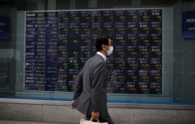 Stock rebound stalls as doubts about U.S. virus response grow