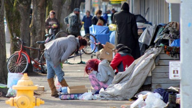 Coronavirus and the homeless: Why they're especially at risk, ways to stop a spread 'like wildfire'