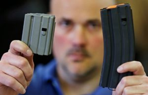 Suit filed over Sandy Hook-inspired law limiting gun rounds