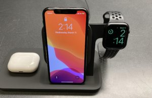 Logitech's take on Apple's AirPower wireless charger is now available