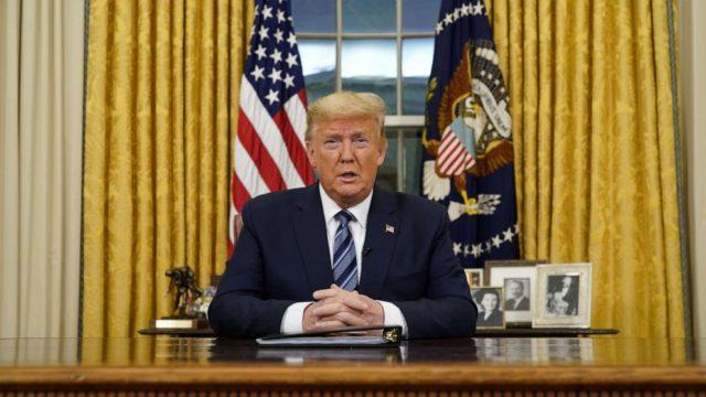 Trump campaign, RNC shifts to virtual events amid coronavirus pandemic