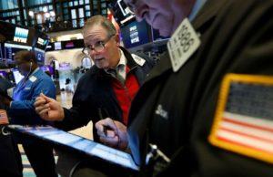 Dow's 10% loss most since 1987 market crash