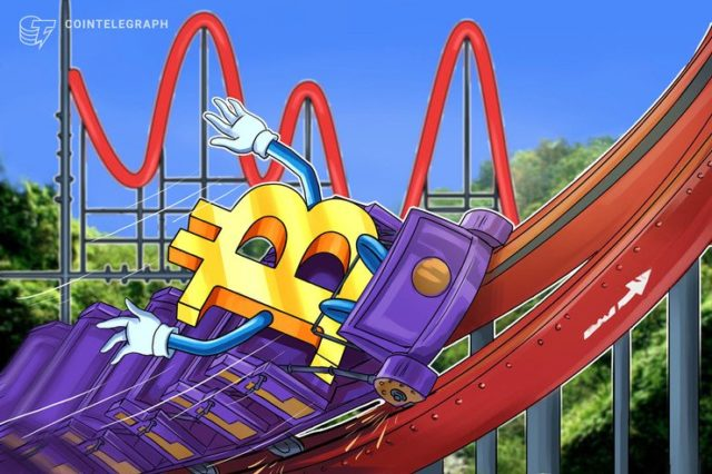 Bitcoin Price Drops to $3,637, Rebounds Above $5,200 Within Minutes