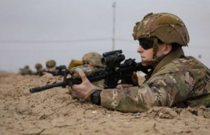 3 US troops wounded in new rocket attack on Iraq base