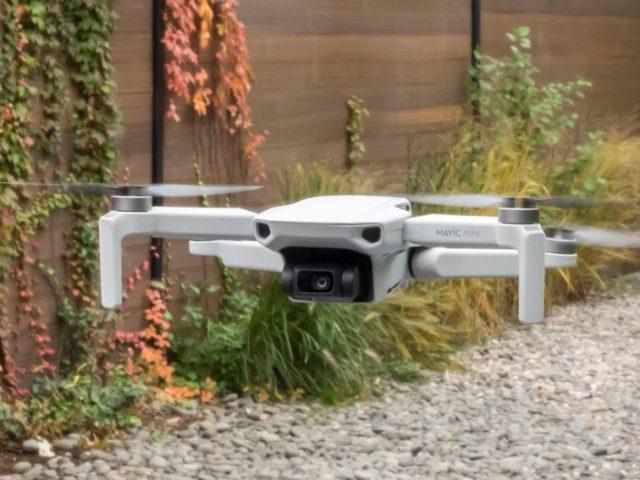 Take to the skies aboard a DJI Mavic Mini drone for $287
