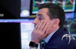 'D' word rears head as coronavirus-hit markets brace for recession