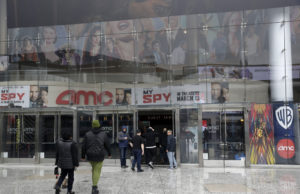 AMC To Close U.S. Chain For 6 To 12 Weeks Due To Coronavirus Concerns