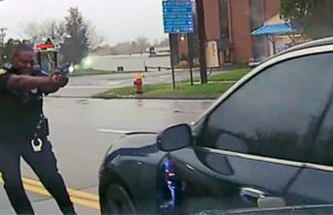 Officer is found justified in fatal shooting of driver, 18