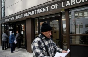 Fearing market impact, Trump administration asks states to postpone unemployment data