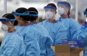 Senate scrambles to strike deal on $1T pandemic relief for businesses, families