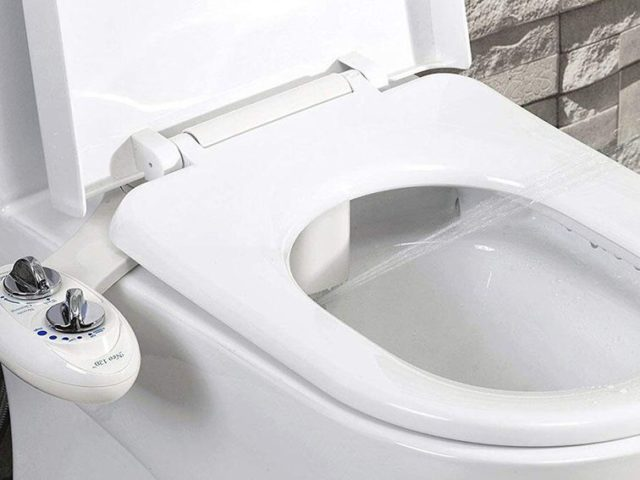 Toilet paper shortage: Make your own bidets starting at $20 –