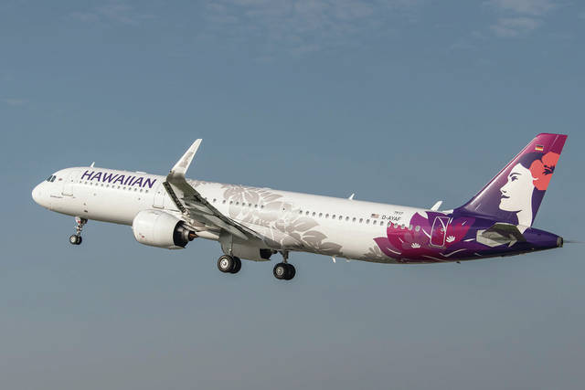 Hawaiian Airlines flight attendant tests positive for COVID-19
