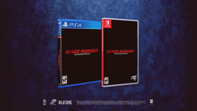 Blade Runner: Enhanced Edition Will Get A Limited Physical Release