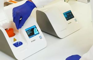 FDA clears Abbott Labs-designed test that can detect virus in 5 minutes