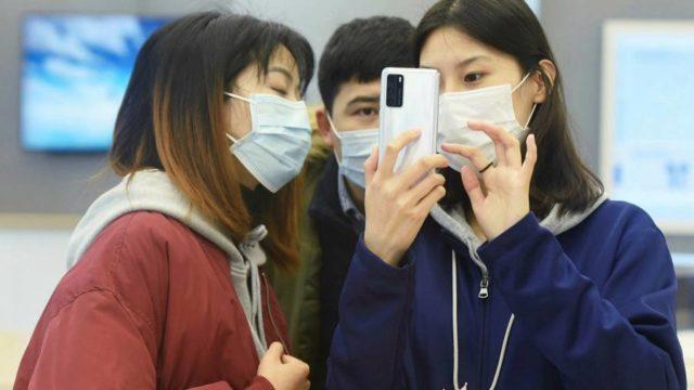 Huawei's P40 phone contains US parts despite blacklisting