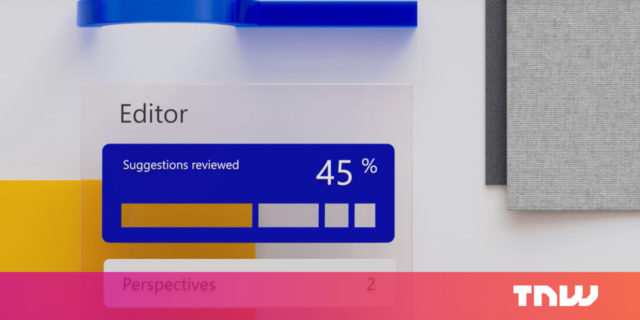 Microsoft takes on Grammarly with new Editor extension for Chrome and Edge