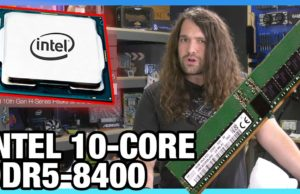 HW News -Core Thermals, DDR5-8400 RAM, NVIDIA Out of GDDR5