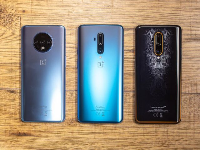 OnePlus 7T vs. 7T Pro vs. McLaren edition: Confused? These are the main differences