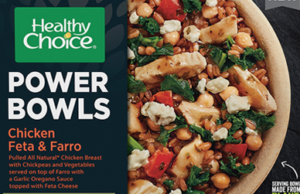 More Than 130,000 Pounds Of Healthy Choice Chicken Bowls Were Recalled That Might Contain Rocks