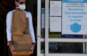 US relief checks begin arriving as economic damage piles up