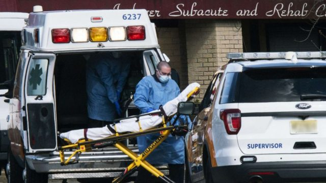 17 bodies found inside New Jersey nursing home amid COVID pandemic
