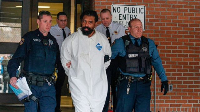 Hanukkah stabbing suspect deemed mentally unfit for trial, ordered to undergo treatment, judge rules