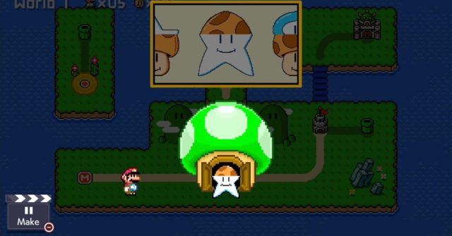 Super Mario Maker 2: new Toad House minigames Easter eggs, references