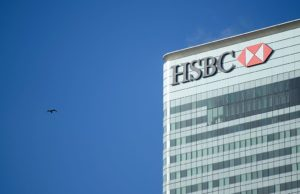 HSBC's pre-tax profit falls 48% year-over-year in the first quarter to $3.2 billion