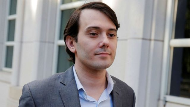 'Delusional': Feds slam 'Pharma Bro' Martin Shkreli's attempt to leave prison to find COVID-19 cure