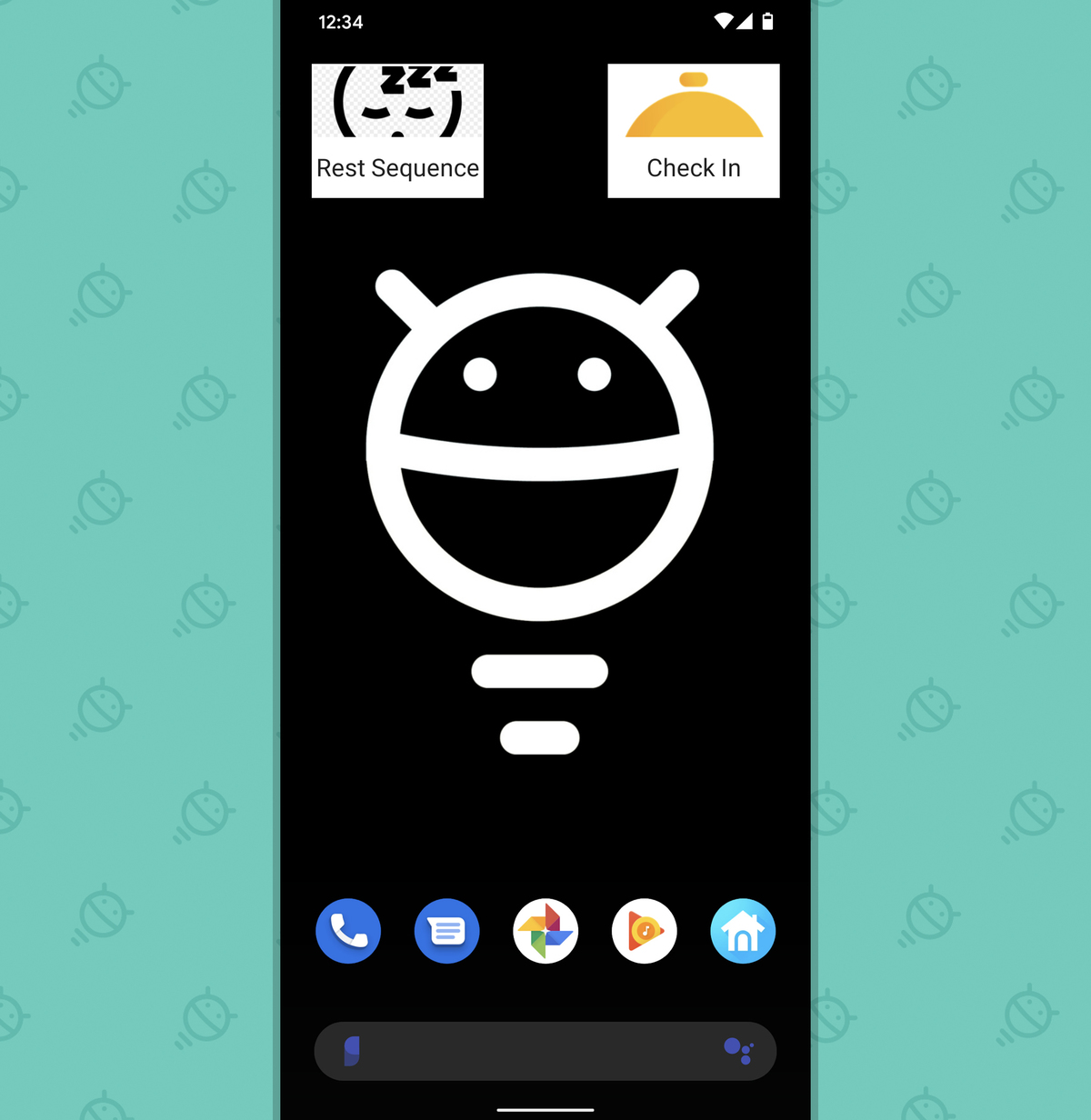 Android, Google Assistant Action Blocks (2)