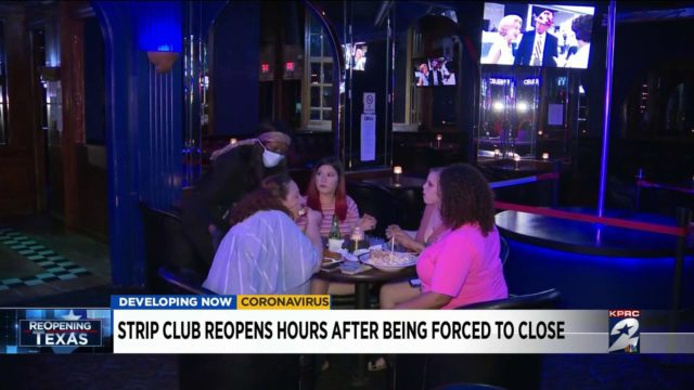After overnight raid, Club Onyx wins temporary restraining order against city, allowing reopen