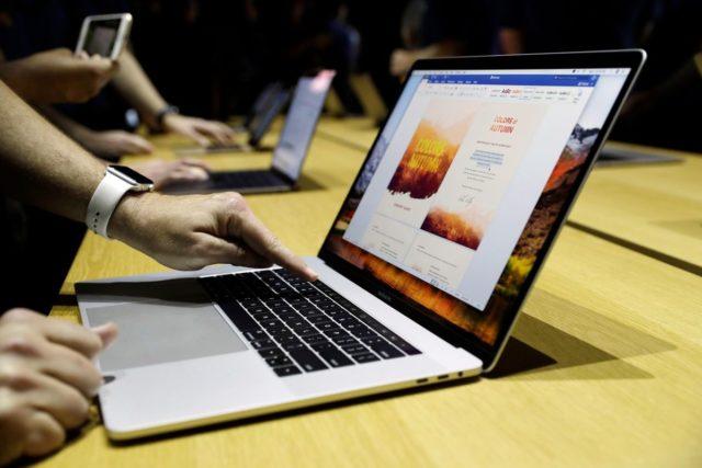 Apple Leak Reveals Radical New MacBook Pro