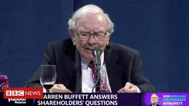 Warren Buffett's company Berkshire Hathaway sells US airline shares