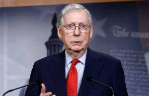 Senate's return sets stage for showdown over coronavirus relief package
