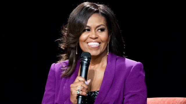 New committee seeks to draft Michelle Obama as VP nominee