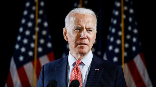 Senate secretary says records requested by Biden can't be released
