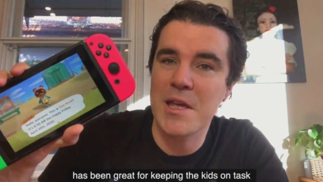 Stay Home And Play Animal Crossing, Says Australian Politician