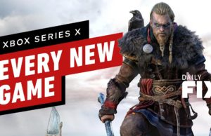 Every New Game Coming Out on Xbox Series X